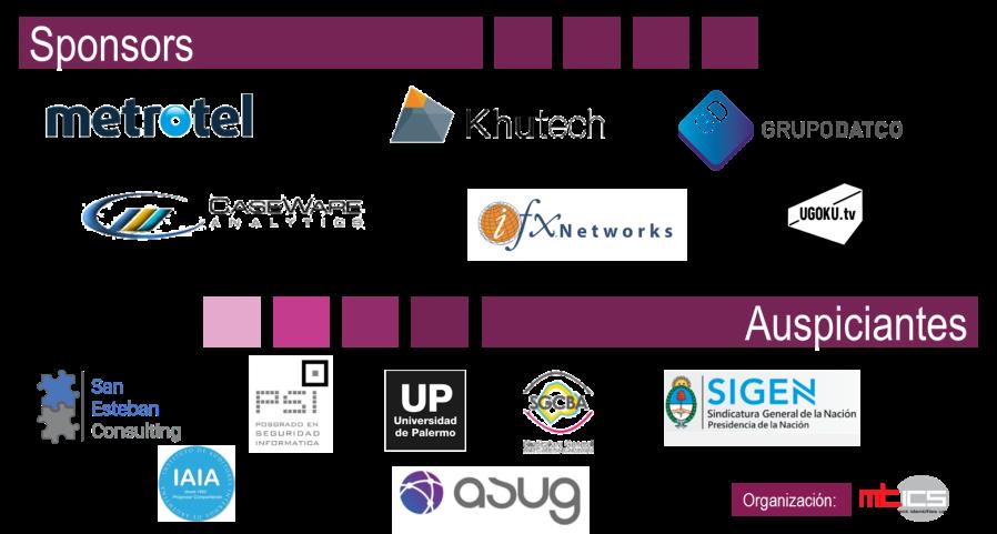 sponsor y ausp EGISART 2017